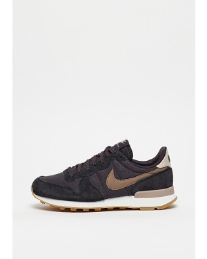 Nike Femme Internationalist Gris/Marron-Blanche 828407-024