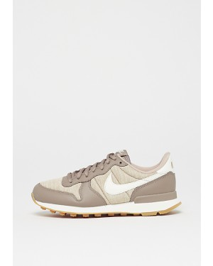 Nike Femme Internationalist Gris/Beige-Sand-Marron 828407-203