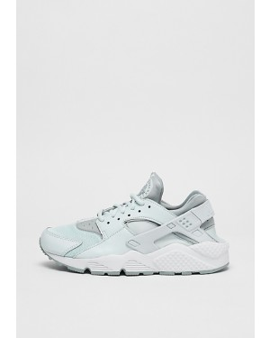 Nike Femme Air Huarache Run Gris/Light Pumice-Blanche 634835-030
