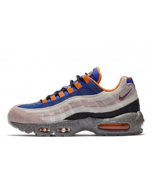 Nike Air Max 95 Champagne/Orange-Bleu AV7014-600