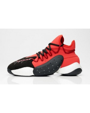 Adidas Y-3 BYW Bball Noir/Rouge-Blanche BC0338