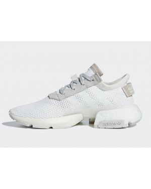Adidas POD S3.1 Blanche/Blanche-Gris B28089