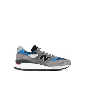 New Balance Homme 998 M998NF Made in USA Gris Bleu
