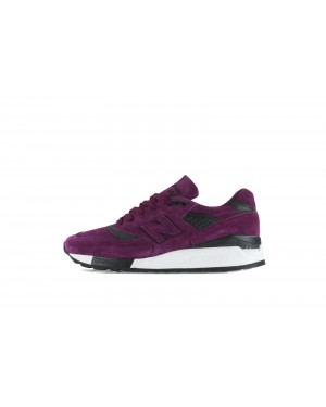 New Balance M998CM Made in the USA Burgundy