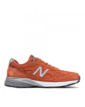 New Balance M990JP4 Burnt Orange/Argent